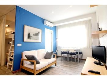 BARCELONETA BEACH I 4 - Barceloneta-Port Vell - Classbedroom