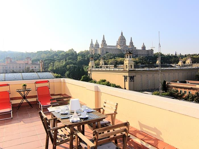 Penthouse Top Views - Apartamentos en Barcelona