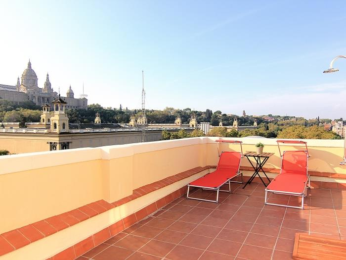 Penthouse Top Views - Barcelona apartmentos