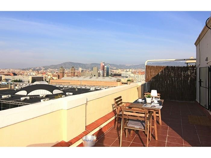 Penthouse Top Views - apartamentos Barcelona